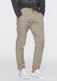 Hose Regular Fit Tapered, RAINBOW, khaki