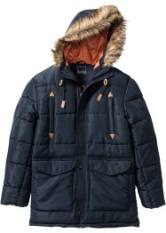 Winterparka Regular Fit, RAINBOW, blau