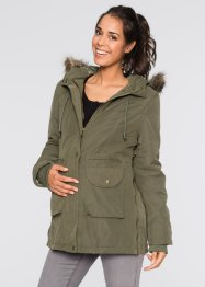 Umstandsjacke mit Kapuze, bpc bonprix collection