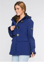 Duffle-Softshelljacke, bpc bonprix collection, erdbeere