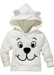 Baby Fleecepullover, bpc bonprix collection