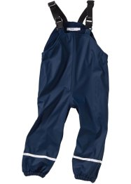 Pantalon salopette imperméable thermo, bpc bonprix collection