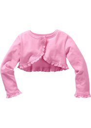 Bolero Jacke, bpc bonprix collection, hellrosa