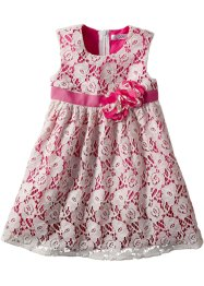 Spitzenkleid, bpc bonprix collection, pink