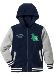 Fleece Baseball Jacke, bpc bonprix collection