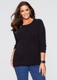 Pullover, bpc selection, schwarz