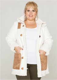 Lammfellimitat Jacke - designt von Maite Kelly, bpc bonprix collection