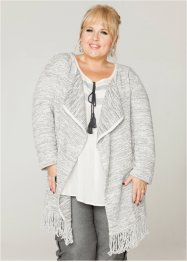 Long Strickjacke, Langarm - designt von Maite Kelly, bpc bonprix collection