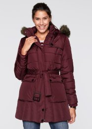 Winter-Jacke, bpc bonprix collection, schwarz