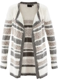 Lurex Cardigan mit Federgarn, bpc selection