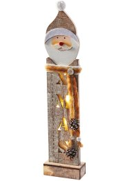 "LED-Deko ""Santa"", bpc living"