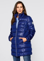 Long-Steppjacke, bpc bonprix collection, mitternachtsblau
