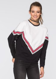"Sweatshirt ""Racing"", RAINBOW"