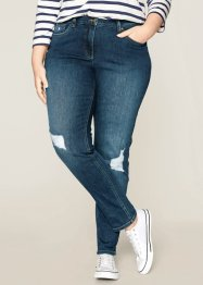Jeans im Used-Look - designt von Maite Kelly, bpc bonprix collection