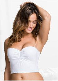 Bustier, bpc bonprix collection, blanc
