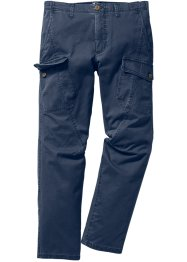 Cargo-Hose Regular Fit, bpc bonprix collection, dunkelblau