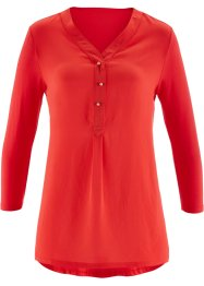 Shirtbluse, bpc selection, erdbeere