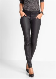 Pantalon extensible enduit, BODYFLIRT