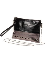 Clutch Ava, bpc bonprix collection, schwarz