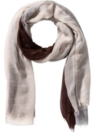 Herrenschal, bpc bonprix collection, braun/grau/beige