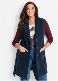 Gilet blazer aspect laine, bpc selection
