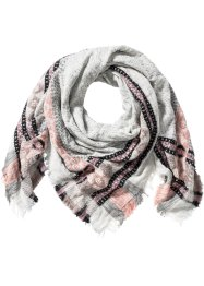Foulard jacquard XXL, bpc bonprix collection
