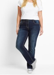 Jean extensible ampleur cuisses confortable STRAIGHT, John Baner JEANSWEAR