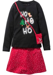 Weihnachtliches Outfit (3-tlg. Set), bpc bonprix collection