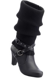 Stiefel, bpc bonprix collection, schwarz