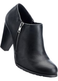 Ankle Boot, bpc bonprix collection, schwarz