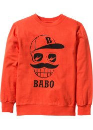 Sweatshirt, bpc bonprix collection, blutorange