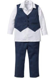 Chemise + veston + pantalon (Ens. 3 pces.), bpc bonprix collection