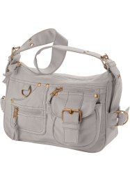 "Tasche ""Tara"", bpc bonprix collection, hellgrau"