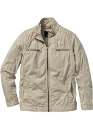 Leichte Kurzjacke Regular Fit, bpc bonprix collection, sand