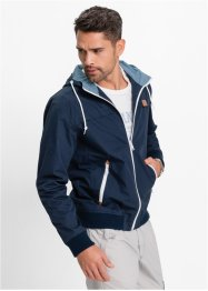 Leichter Blouson mit Kapuze Regular Fit, bpc bonprix collection, dunkelblau