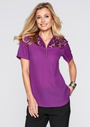 Bluse, bpc selection, violett
