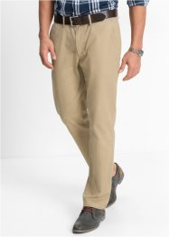 Chino-Hose Regular Fit, bpc bonprix collection, beige