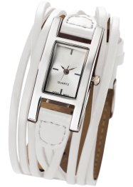 "Uhr ""Estelle"", bpc bonprix collection, weiss"