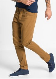 Stretch-Hose Slim Fit Straight, RAINBOW, cognac