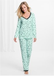 Pyjamahose Bio-Baumwolle, bpc selection