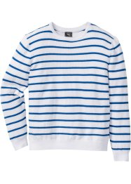 Streifen-Pullover im Regular Fit, bpc bonprix collection
