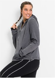 Sweat fonctionnel thermo-polaire, manches longues, bpc bonprix collection