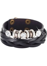 "Armband ""Elisa"", bpc bonprix collection, schwarz"