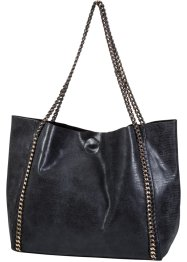 Shopper mit Kettendetail, bpc bonprix collection