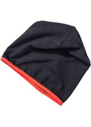 Bonnet, bpc bonprix collection, gris ardoise