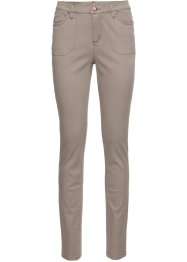 High-Waist Skinny, RAINBOW, taupe
