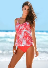 Tankini (2-tlg. Set), bpc selection, hummer/weiss