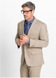 Veston en coton extensible Regular Fit, bpc selection