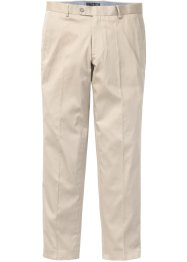 Pantalon de costume en coton extensible Regular Fit, bpc selection