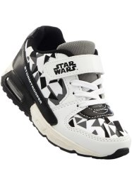 """STAR WARS"" Sneaker, bpc bonprix collection, schwarz/weiß/grau"
